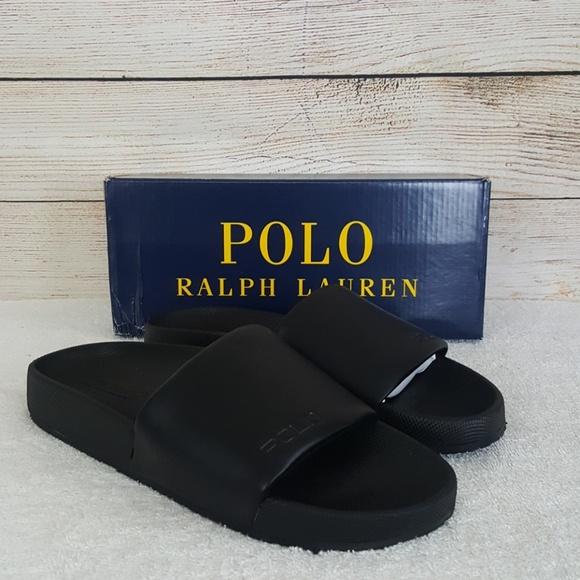 ea12e89c8 New Polo Ralph Lauren Carson Slide Sandals
